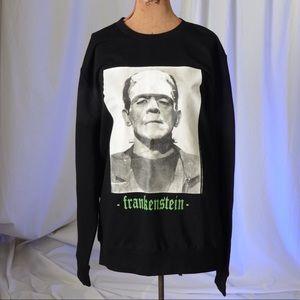 Divided Other - Frankenstein sweatshirt