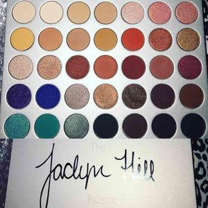 Brand new and out of stock Jaclyn hill palette