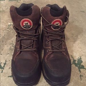 Red Wing Shoes Shoes - Red Wing Women's Steel Toe Work Boot