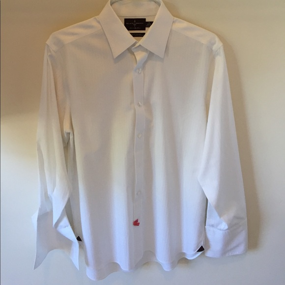 57 off black brown 1826 other black brown 1826 men 39 s for White shirt brown buttons