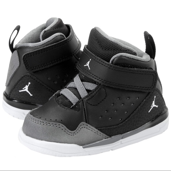 outlet store c18bf 0275b Jordan Other - Nike Jordan SC-3 BT Black White Cool Grey Toddler