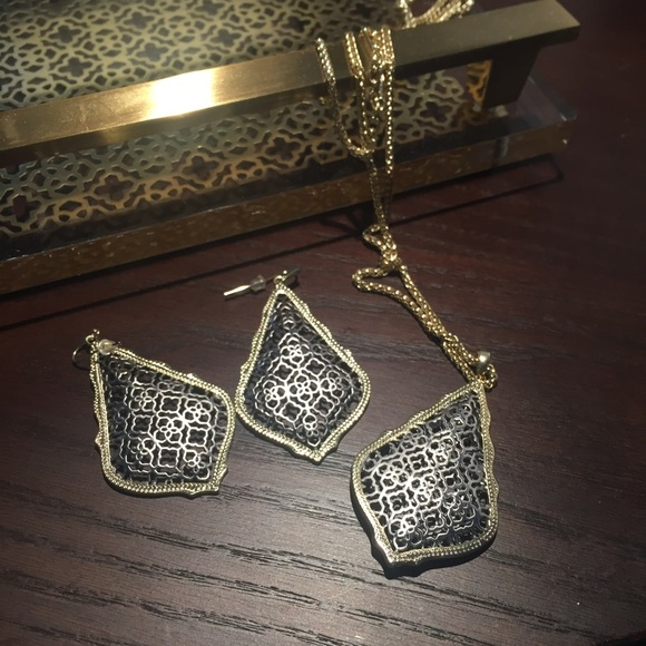 Kendra Scott Jewelry | 210 Adair Aiden Necklace | Poshmark