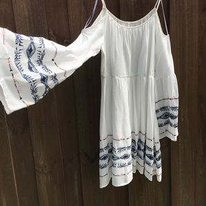 Sage Dresses & Skirts - Boho Babe Dress