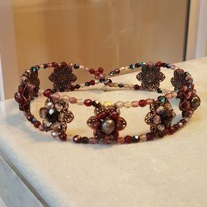 Jewelry - Jeweled Neck Choker