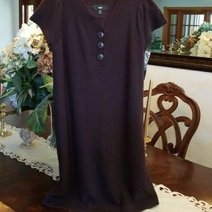 Sweater dress Purple NWT
