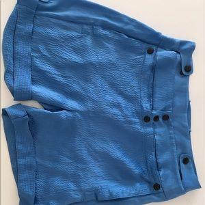 Balenciaga Super Cute Silk Shorts