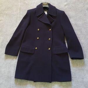 Les Copains Jackets & Blazers - Les Copains double breasted coat 42/II