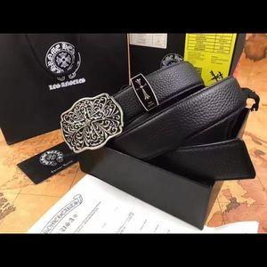 Chrome Hearts Other - Chrome hearts men belts high quality belt