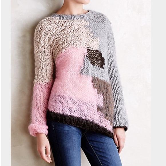 Anthropologie Sweaters 486 New Anthro Gudrun Faroe Islands Sweater