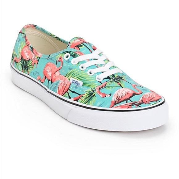Vans 12M Authentic Van Doren Flamingo Shoes. M 5951394bc6c79530ce083b0f ce8b7f826