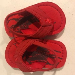 Polo sandals