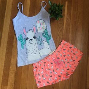 boutique Other - NWT Set of pj size M