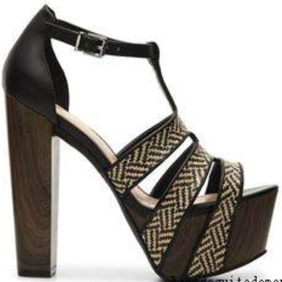 443dcb8e811 Jessica Simpson Shoes - Sale🌺Jessica Simpson Denicia platform sandal