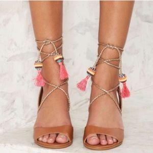 9c33503f82a7 Sam Edelman Shoes - Sam Edelman Shani Block Heel City Sandal Size 9