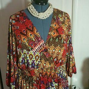 Avenue Dresses & Skirts - BOG2 CURVY SIZE DRESS (Size 22/24) NWOT