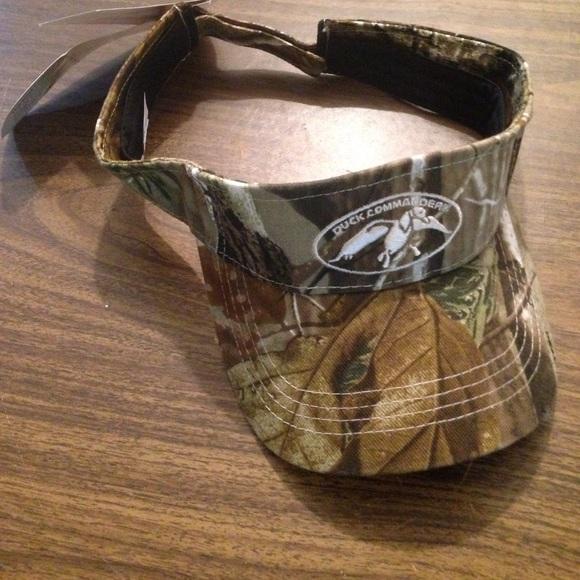 ae90c4cc5e2 2  5 Duck commander camo realtree authentic hat