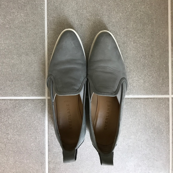 095a2d385c4 Everlane Shoes - Everlane Street Shoe Grey