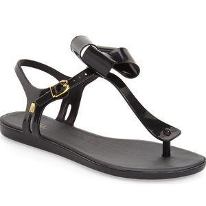Melissa Shoes - 'Solar III' Jelly Sandal MELISSA $85.00 size 7 NEW
