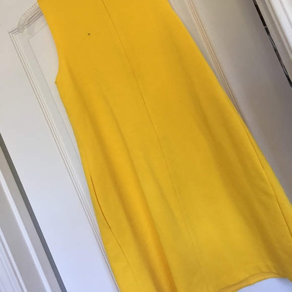 Michael Kors Dresses - Cute yellow dress!