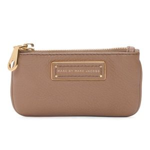 Marc By Marc Jacobs Handbags - Marc Jacobs Too Hot To Handle Praline Key Pouch