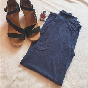 Navy Blue Tank Dress