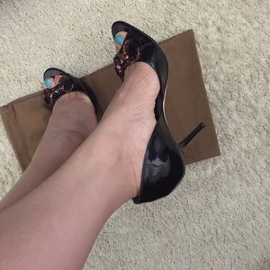 Gucci Shoes - Authentic Gucci High Heels