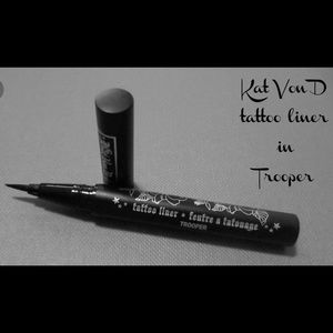 Kat Von D Other - Kat Von D Tatoo Liner in Trooper