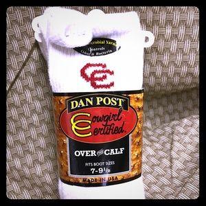 Dan Post Shoes - NWT dan post cowgirl certified socks