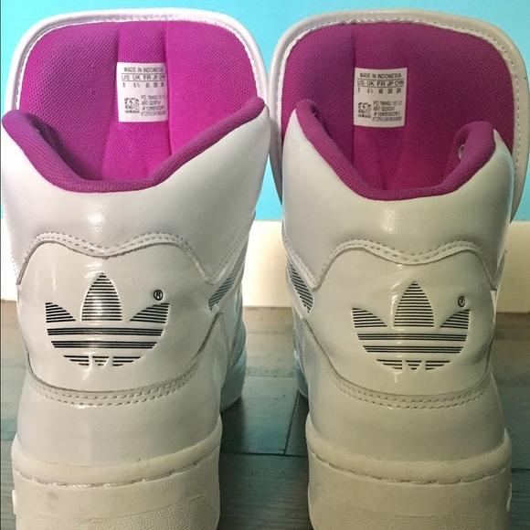 newest 5b8de 2f242 Adidas Shoes - Adidas Originals M Attitude Logo Three sneakers