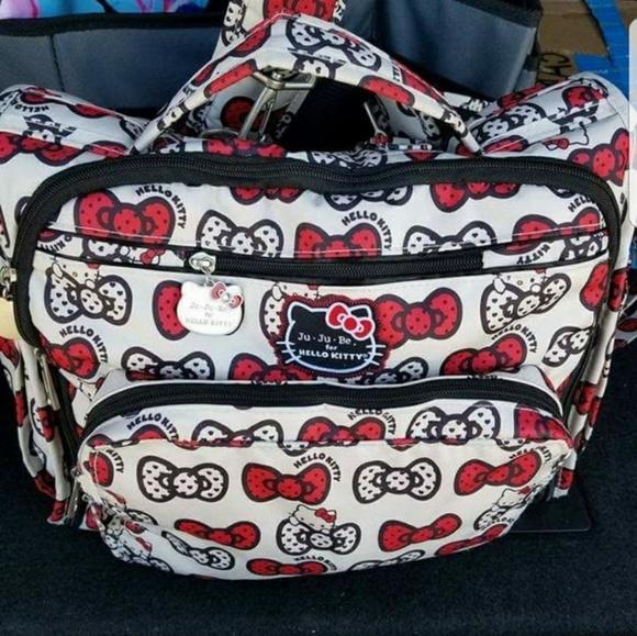 d9c702ebdc10 Jujube Handbags - Jujube Peek-A-Bow BFF EUC