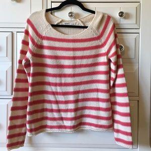 Old Navy Sz M Boatneck Lightweight Sweater