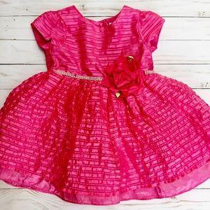 Sweet Heart Rose Other - •Pink Flower Dress•
