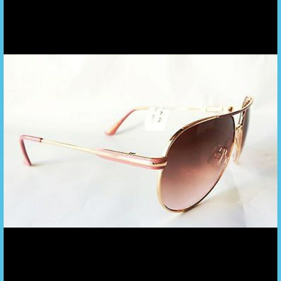 188e10fe3e Chanel Pilot Sunglasses Rose Gold