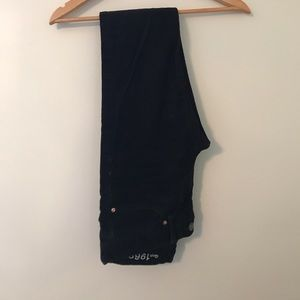 Denim - Black corduroy jeans
