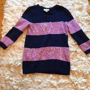 LOFT Sweaters - Beautiful Loft striped sweater