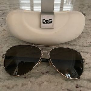Dolce & Gabbana Accessories - Dolce and Gabbana polarized sunglasses. Authentic