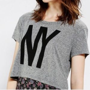 Crop top from urban outfitters