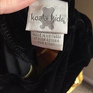fec3f4484 Koala Kids Dresses | Black And Gold Baby Dress | Poshmark