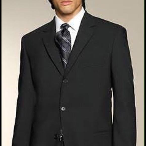 6cec0ef97 Hugo Boss Suits & Blazers | 42r 3 Button Scorsesemovie Suit | Poshmark