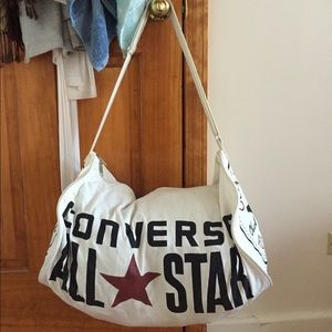 b6a9e961e27 Converse Bags   All Star Chuck Taylor Duffle Canvas Bag   Poshmark