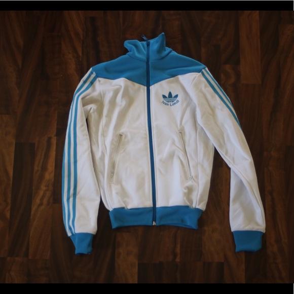 The Adidas Originals Ivan Lendl Track Top by
