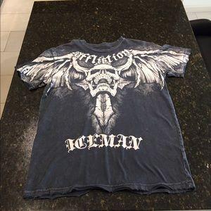 Affliction Other - Distressed Affliction Men's T-shirt