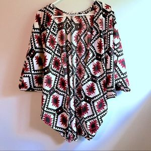 Dainty Hooligan Sweaters - Dainty Hooligan Tribal Cardigan