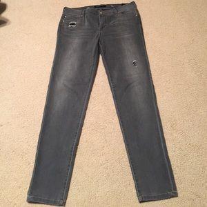 Liverpool Jeans Company Denim - Liverpool Distressed Jeans