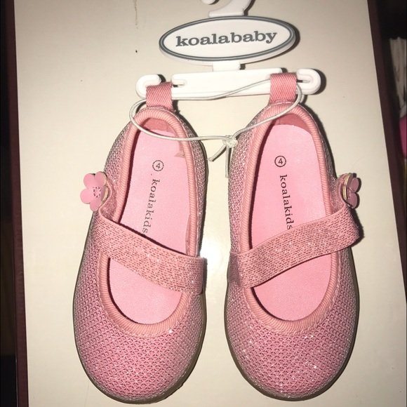 koala baby koala baby pink glitter sparkle nonslip baby