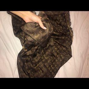 Louis Vuitton Accessories - Louis Vuitton scarf