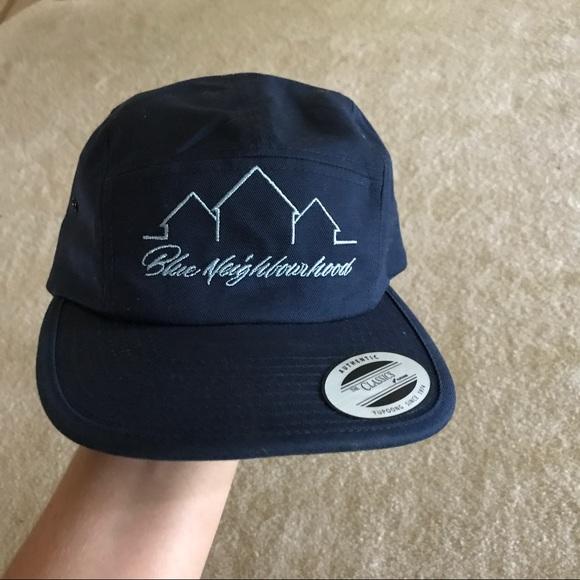 2a61130664c Troye Sivan Blue Neighborhood Hat