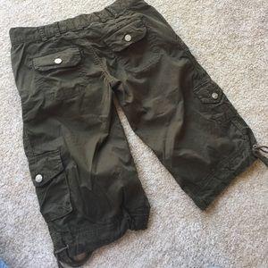 LaRok Pants - LaRock half pants (size 2)
