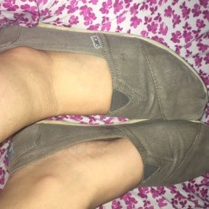 Toms Shoes - Gray TOMS