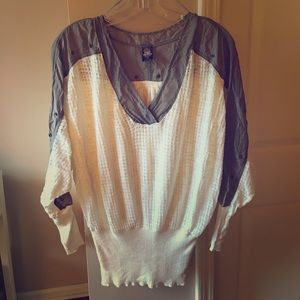 Free People Knitted Shirt
